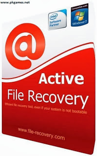 DOWNLOAD ACTIVE FILE RECOVERY                9 WITH SERIAL AND CRACK
