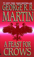 Cover of A Feast for Crows by George R. R. Martin