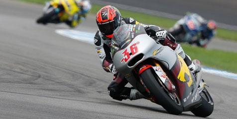 Mika Kallio Juarai Moto2 Indianapolis