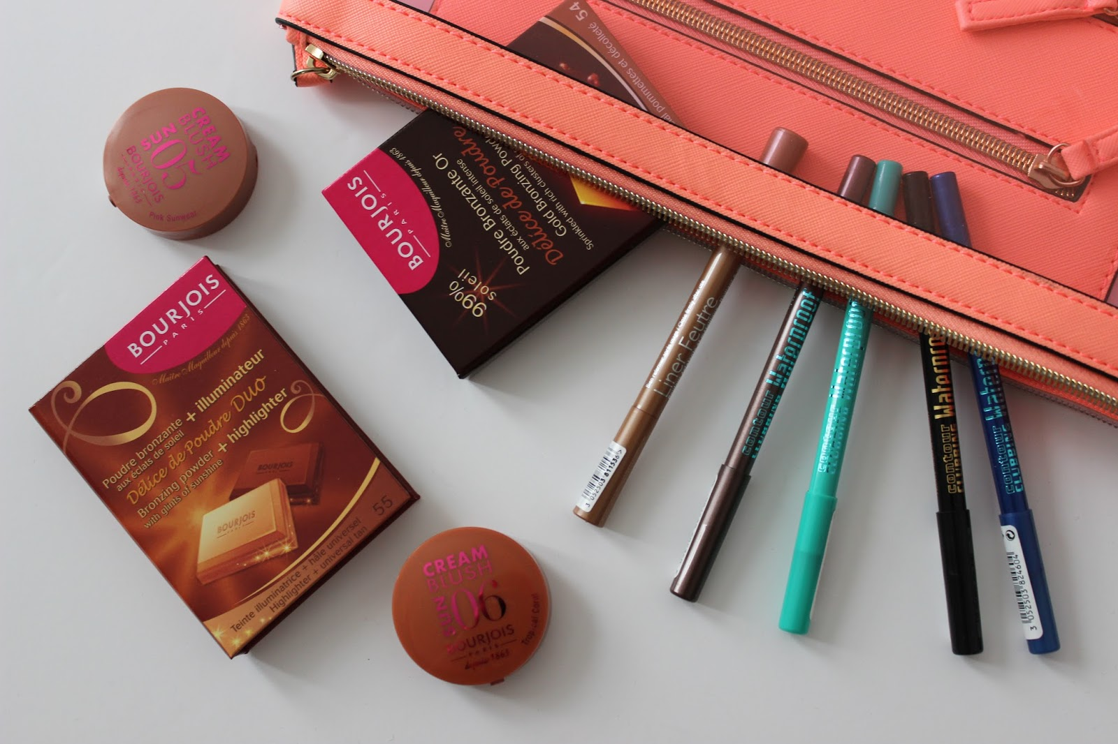 Bourjois summer 2014 makeup launches