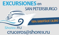 EXCURSIONES EN SAN PETERSBURGO