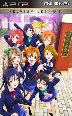 Love Live! School Idol Project + OVA [MEGA] [PSP] Love+Live!+School+Idol+Project
