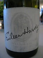 Label photo of Eileen Hardy Chardonnay 2009 from Tasmania