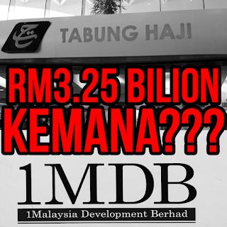 Tabung Haji Dan Ke Mana Perginya RM3 25 Bilion Didedahkan