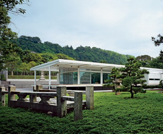 Home Design Ideas And Inspirations Artistic Modern Japanese Traditional House With Antique