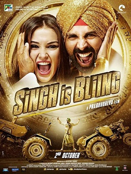 Watch Singh Is Bliing (2015) DVDRip Hindi Full Movie Watch Online Free Download