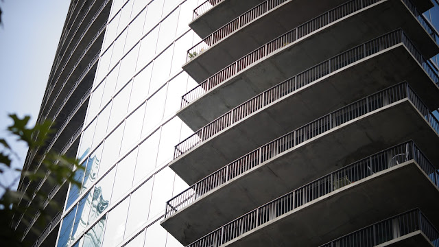 picture of building balconies