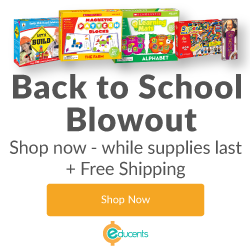 Don't Miss Educents' Back to School Sale!