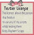 Misty Mayhem Script Tester