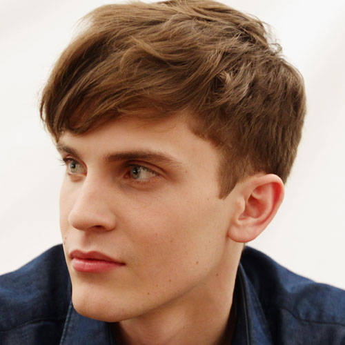 mens hairstyles 2012 short sides