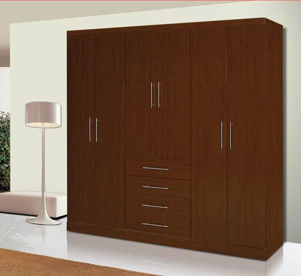 Feng shui total placares y roperos en dormitorios for Roperos de madera para dormitorios