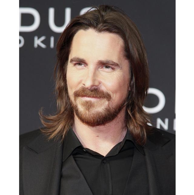 Estreno Exodus con Christian Bale con barba