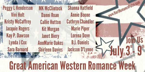 Great American Western Romance Week
