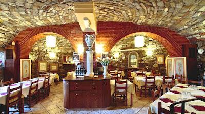 Ristorante Pizzeria La Cantina in Greve in Chianti, Tuscany