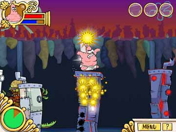Download Spongebob And The Clash Of Triton PC 2