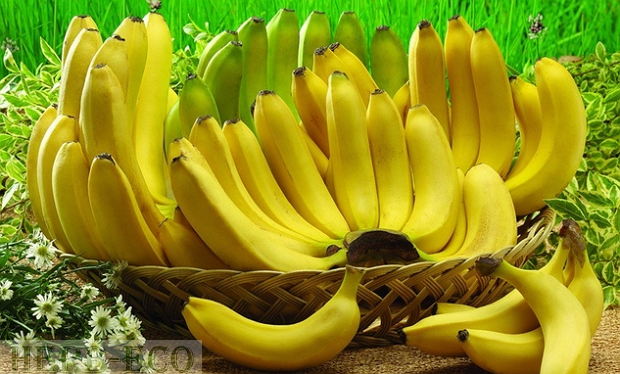 Банановые чипсы Органик от iHerb