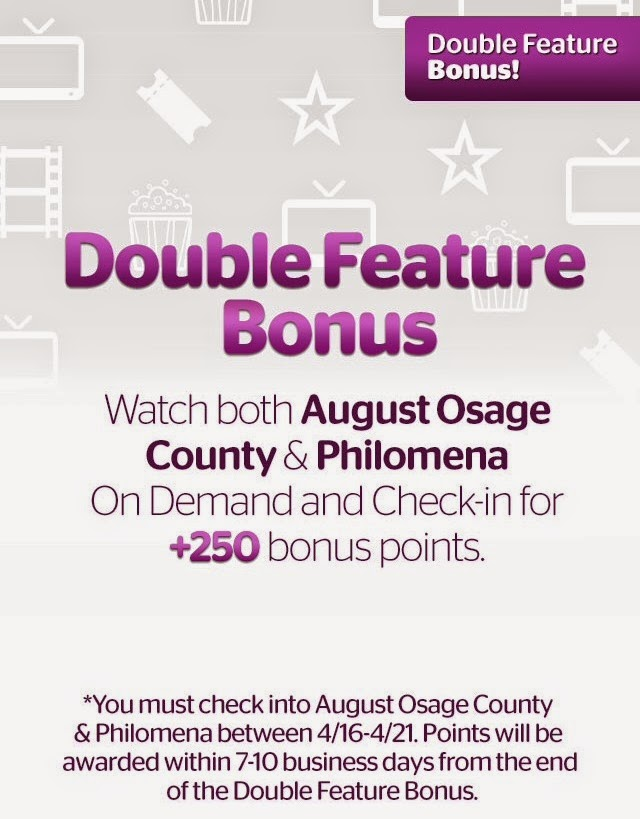 Double Feature Bonus