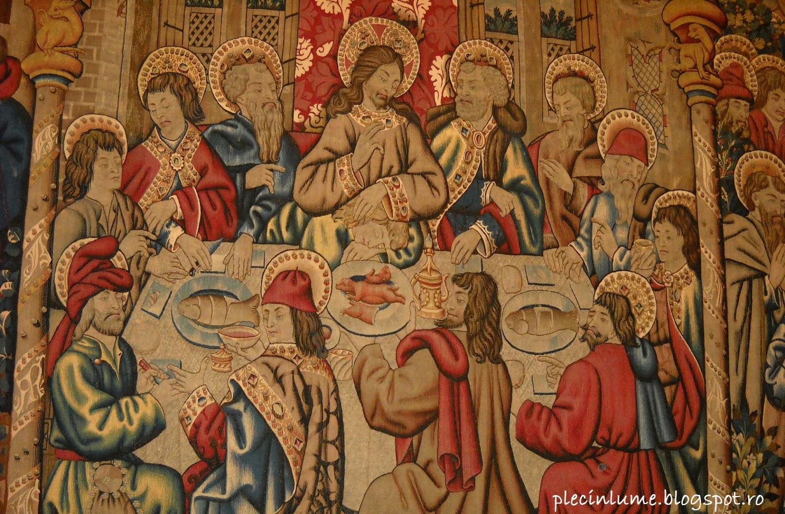 Pictura din Muzeul Vaticanului