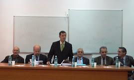 Comisia de doctorat la teza d-nei Alina Brăescu, 23.09.2011....