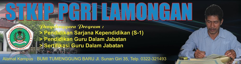 STKIP PGRI LAMONGAN