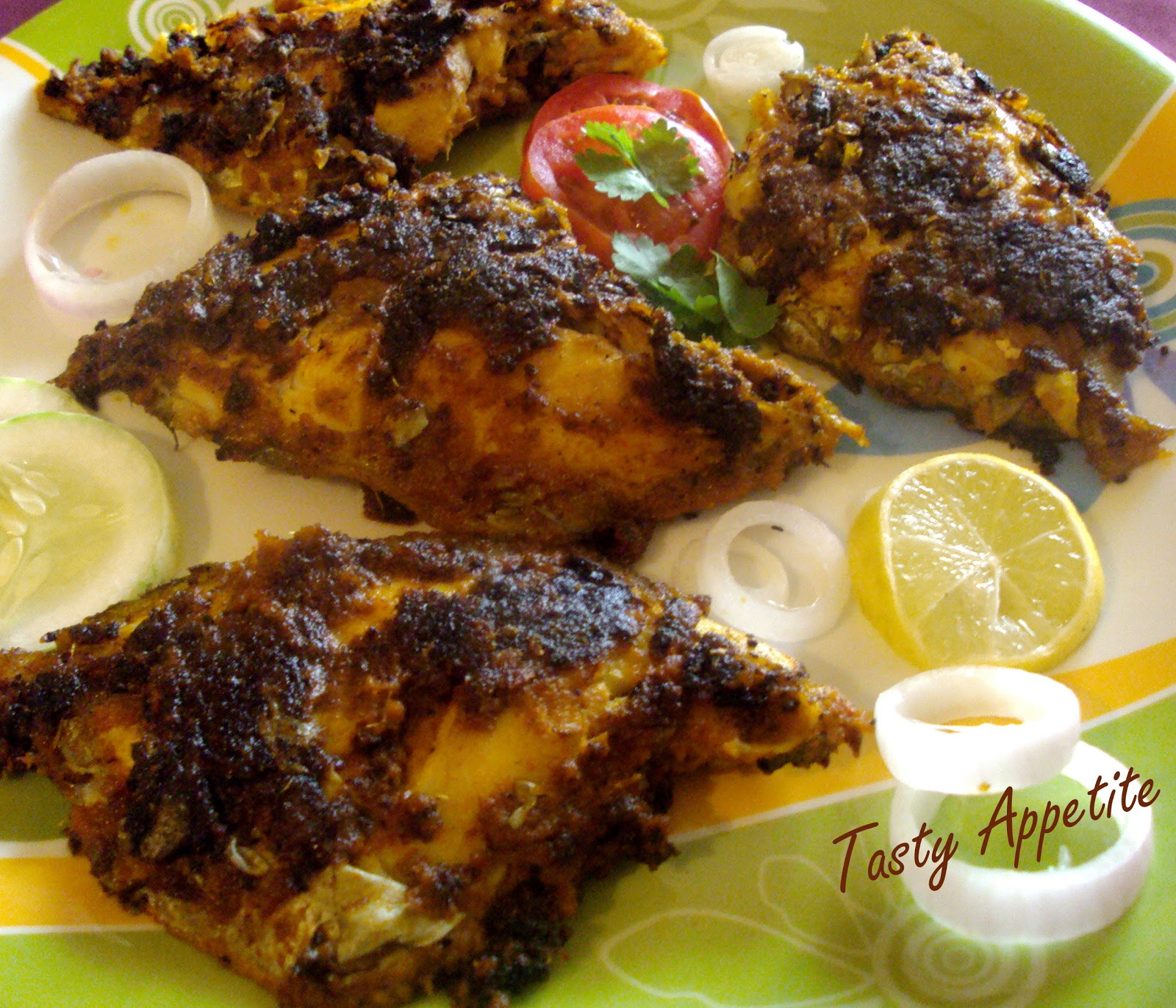 Spicy fish fry indian style vavval meen varuval for Fish fry recipe indian