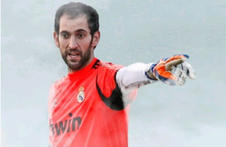 Diego Lopez Real Madrid Squad
