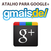 Encurtador de URL do Google + (PLUS)