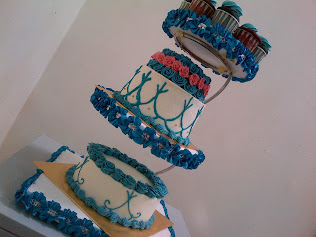 wedding cake package