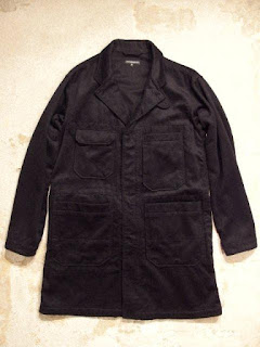 Engineered Garments Shop Coat Fall/Winter 2015 SUNRISE MARKET