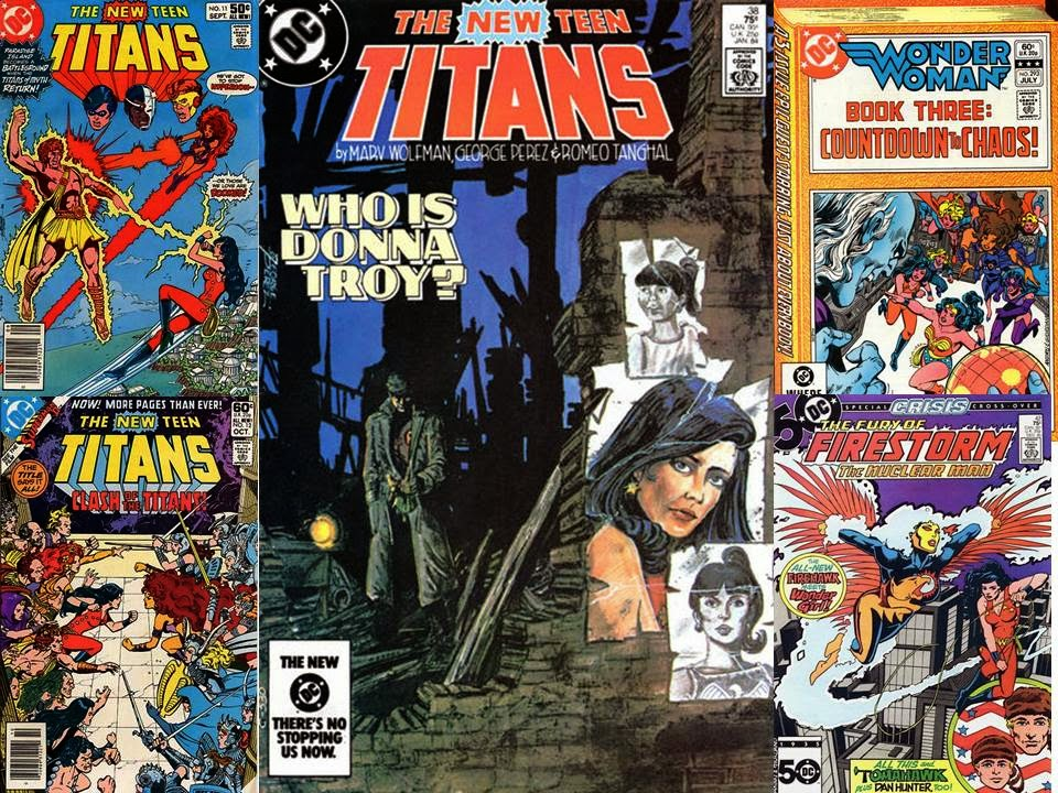 THE NEW TITANS #64. {1990} DC.