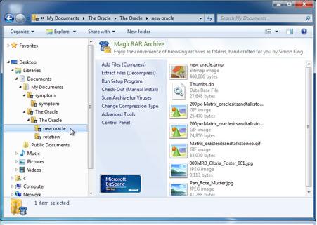 MagicRAR Studio 8.7 Build 4.1.2013 Full Serial 2