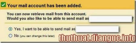 cách backup mail giữa các mail với nhau