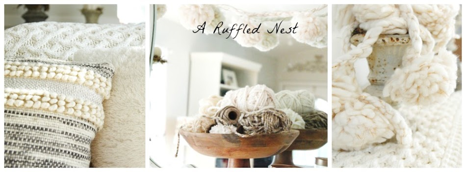 A Ruffled Nest