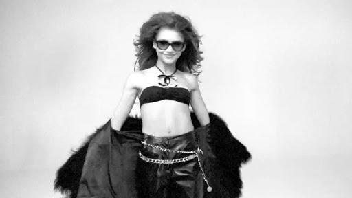 Zendaya Coleman Galore Magazine October 2015 Photo shoot