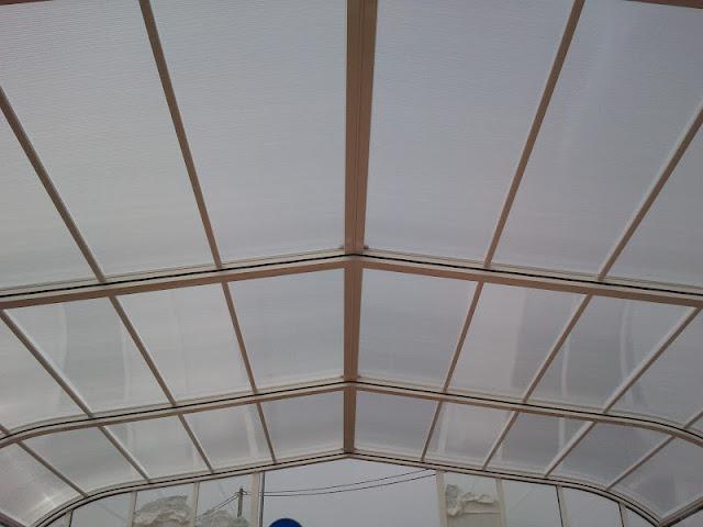 Cubiertas baratas para patios de chalets cubiertas for Cubiertas de piscinas baratas