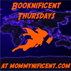 http://mommynificent.com/category/booknificent-thursdays/