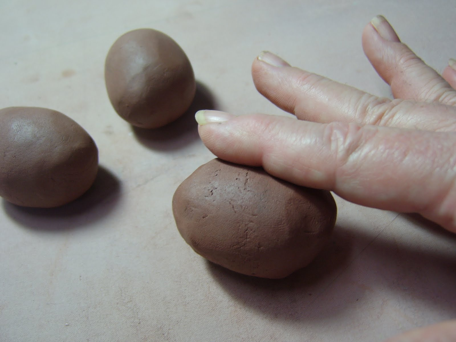 Hand Carved Hollow Beads 7