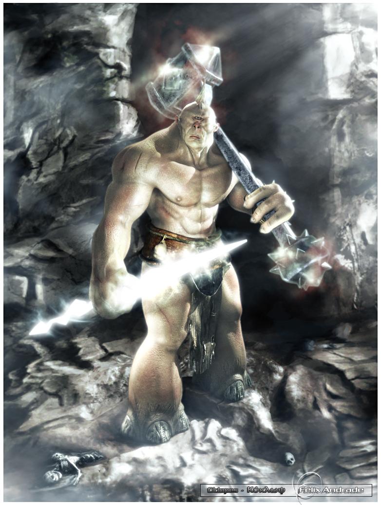 Seres mitologicos griegos 08