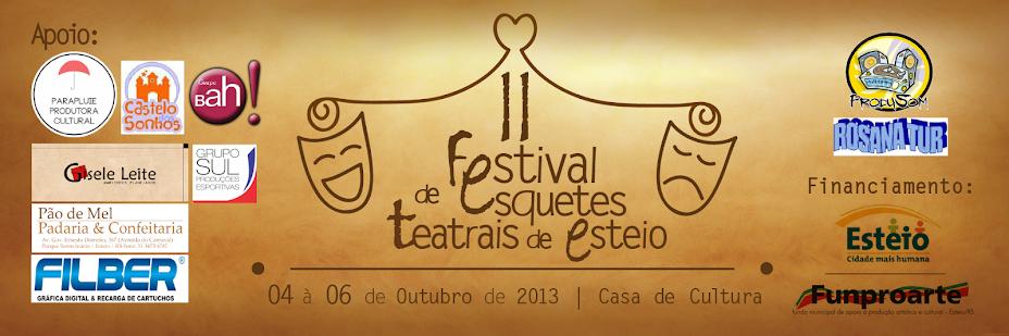 Festival de Esquetes Teatrais de Esteio