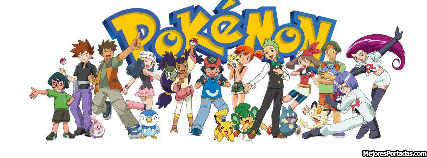 PORTADAS FACEBOOK, TIMELINE, BIOGRAFÍA...: Pokemon personajes ...