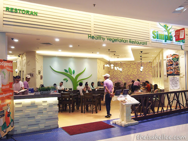 Simple Life Vegetarian Restaurant in Sunway Pyramid