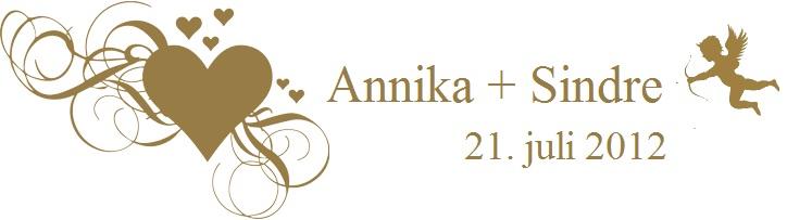Annika + Sindre