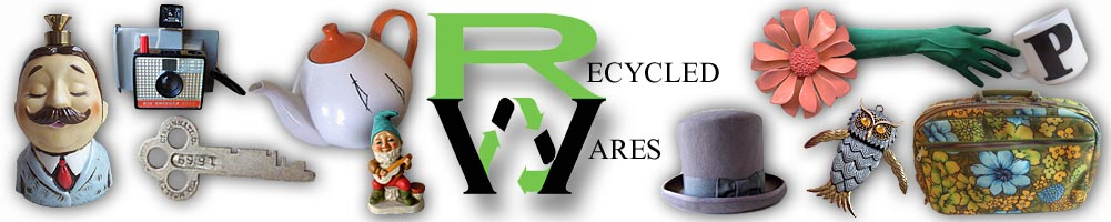 Where Recycling and Vintage Unite