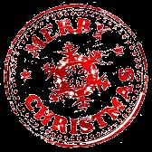 Carimbo Feliz Natal