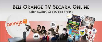 Orange TV Depok dan Sekitarnya