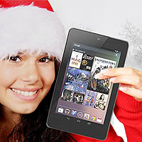 Nexus 7 - Favorite Christmas Gift