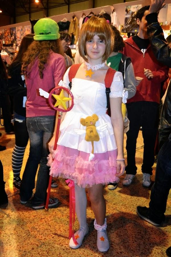 Cosplay de Sakura en Mangafest 2013