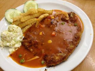Mexican Chicken Chop