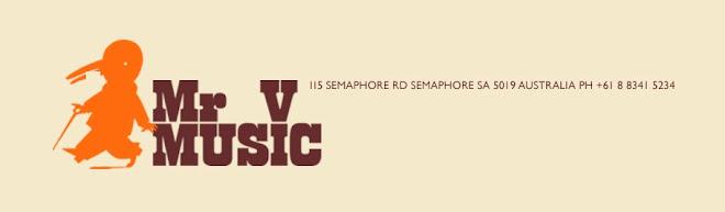 Mr V Music