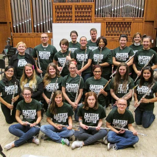 Eastern Michigan University Flute Studio